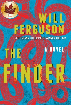 The finder / Will Ferguson.