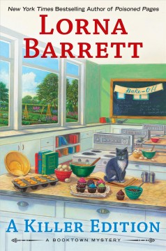 A killer edition / Lorna Barrett.