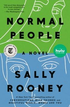 Normal people Sally Rooney.