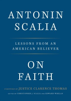 On faith : lessons from an American believer