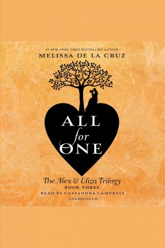 All for one [electronic resource] / Melissa de la Cruz.