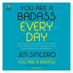 You Are a Badass Every Day (CD)