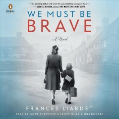 We Must be Brave (CD)