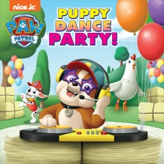 Puppy Dance Party!