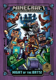 Minecraft Chapter Book