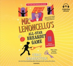 Mr. Lemoncello's All-Star Breakout Game  (CD)