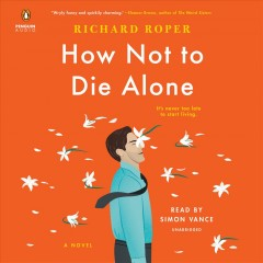 How Not to Die Alone (CD)