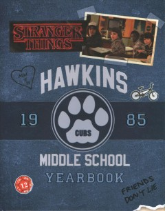 Hawkins Middle School Yearbook