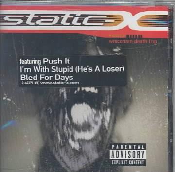 Wisconsin death trip [sound recording] / Static-X.