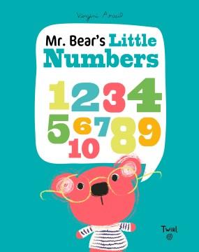 Mr. Bear's Little Numbers