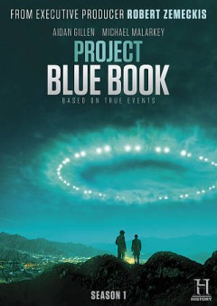Project blue book. Season 1 / [DVD]