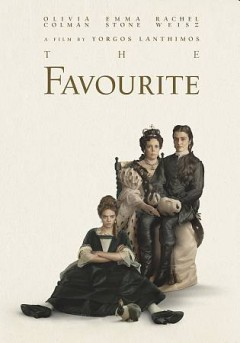The Favourite [DVD].