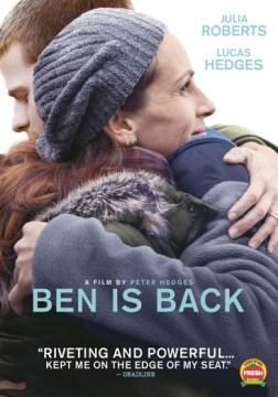 Ben is Back [DVD].