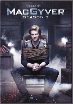 MacGyver  - Season 3 [DVD].