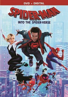 Spider-Man: Into the Spider-Verse [DVD].