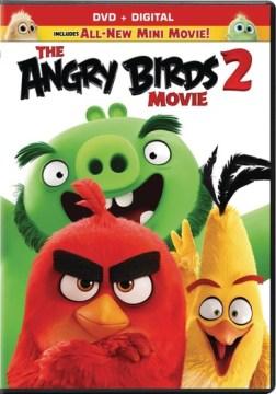The angry birds movie 2 [DVD]