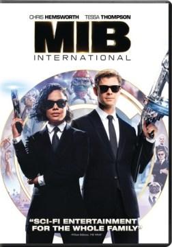 Men in black. International [DVD]