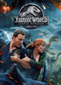 Jurassic World - Fallen Kingdom [DVD].