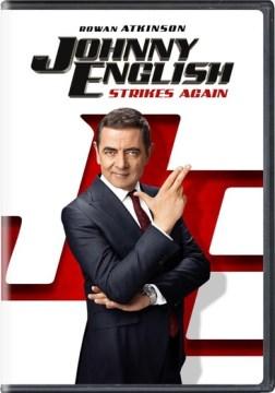Johnny English Strikes Again [DVD].