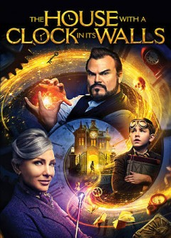 The House With a Clock in Its Walls [DVD].