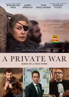 A Private War [DVD].