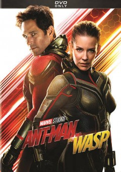 Ant-Man and the Wasp [DVD].