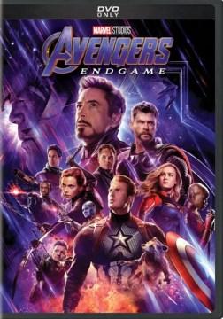 Avengers. Endgame [DVD]