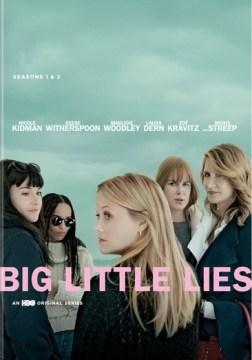 Big Little Lies: Seasons 1-2 [DVD].