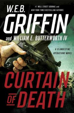 Curtain of death : a clandestine operations novel