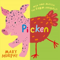 Picken : mix and match the farm animals!