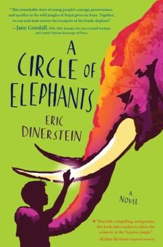 A circle of elephants