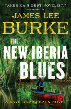 The New Iberia blues [Large Print Edition]