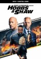 Hobbs & Shaw [DVD]