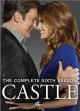 Castle - The Complete 6th Season [DVD].