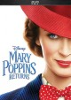 Mary Poppins Returns [DVD].