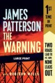 The warning / [Large Print Edition]