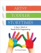 Artsy toddler storytimes : a year