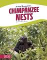 Chimpanzee nests
