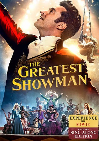 Cover of The Greatest Showman