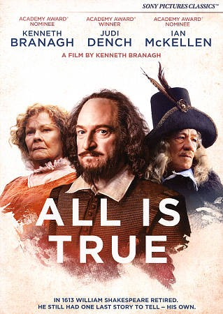 Cover of All Is True