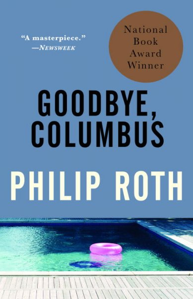 Cover of Goodbye, Columbus