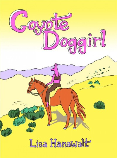 Cover of Coyote Doggirl
