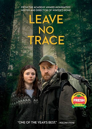 Cover of Leave No Trace