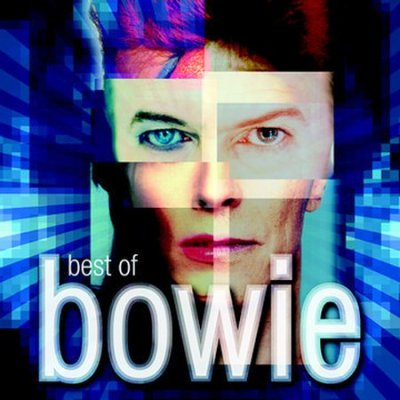 Cover of Best of Bowie