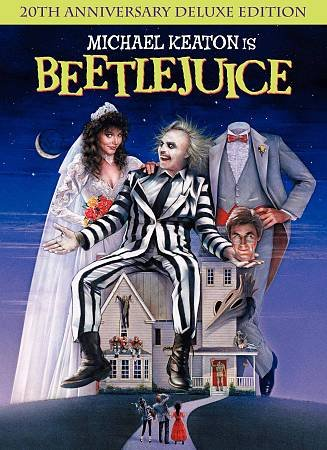 Cover of Beetlejuice
