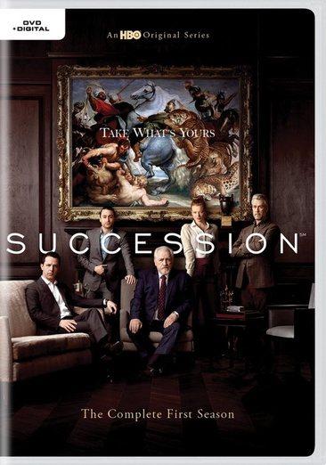Cover of Succession (Season 1)
