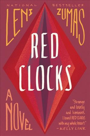 Cover of Red Clocks