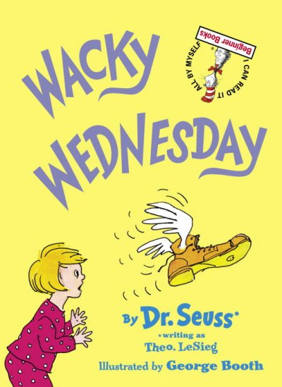 Cover of Wacky Wednesday