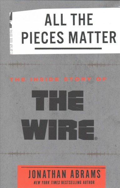 Cover of All the Pieces Matter