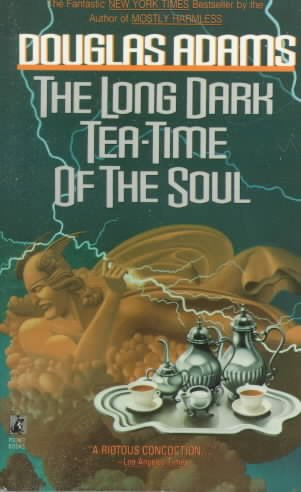 Cover of The Long Dark Tea-Time of the Soul
